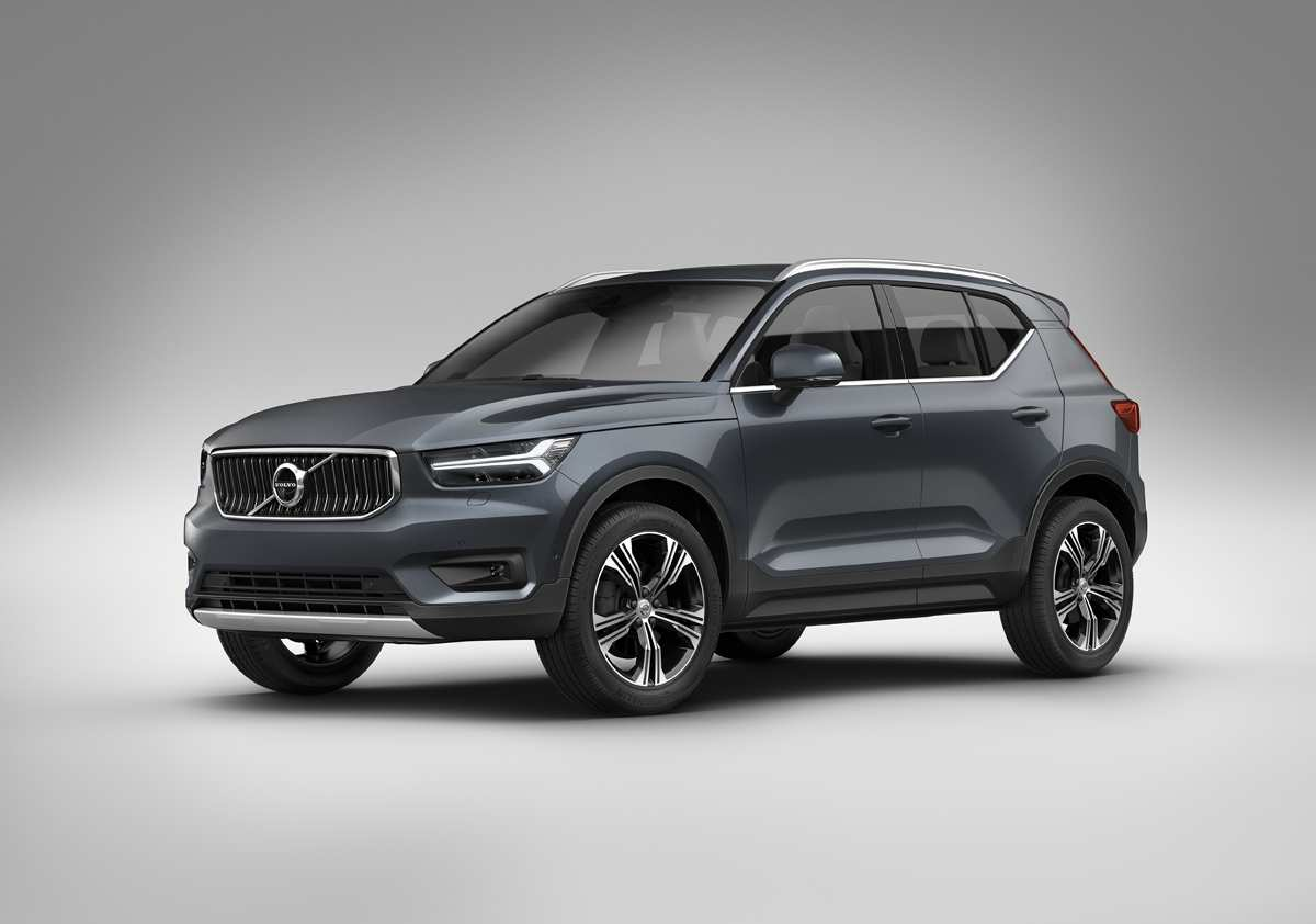 91 Great 2019 Volvo Xc40 Gas Mileage Redesign and Concept for 2019 Volvo Xc40 Gas Mileage