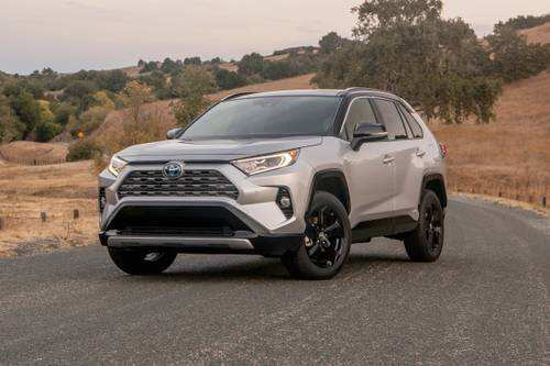 91 Great Best Toyota Rav4 Hybrid 2019 Specs And Review Engine by Best Toyota Rav4 Hybrid 2019 Specs And Review