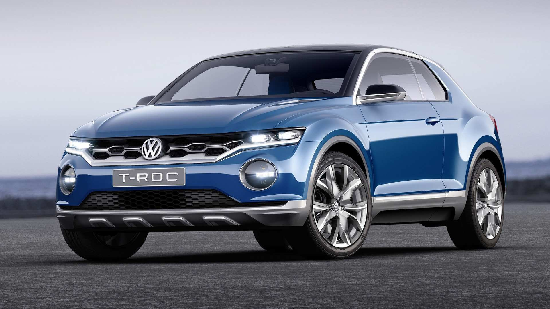 91 Great Crossover Volkswagen 2019 Concept Overview for Crossover Volkswagen 2019 Concept