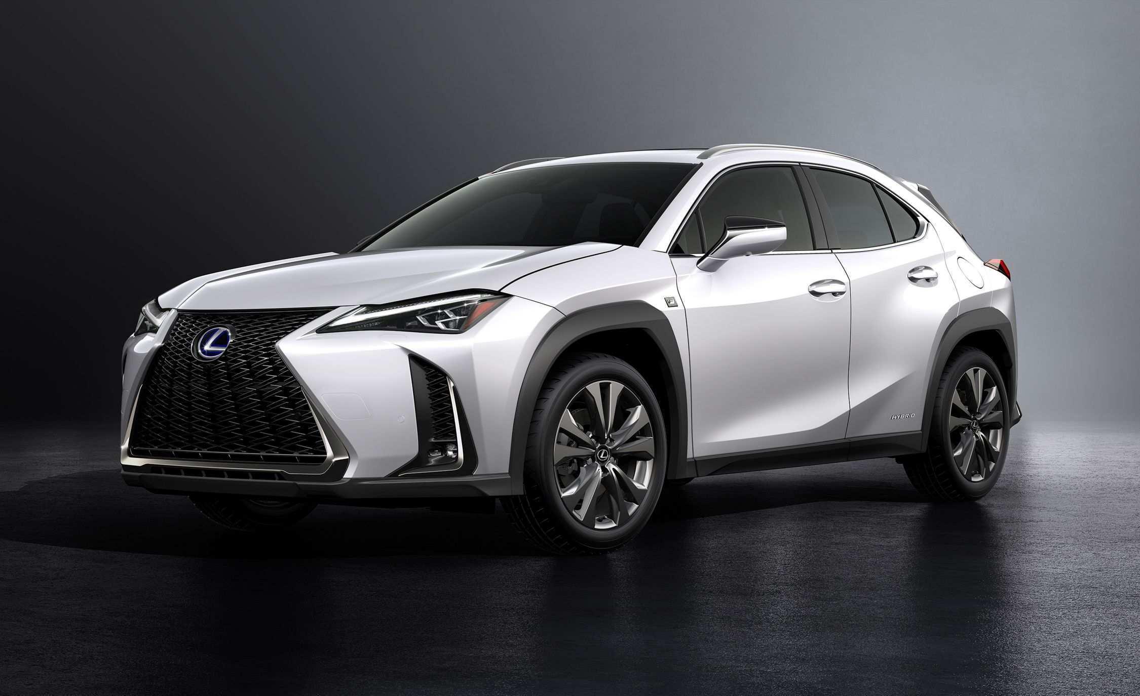 91 Great Lexus Ux 2019 Price New Concept for Lexus Ux 2019 Price