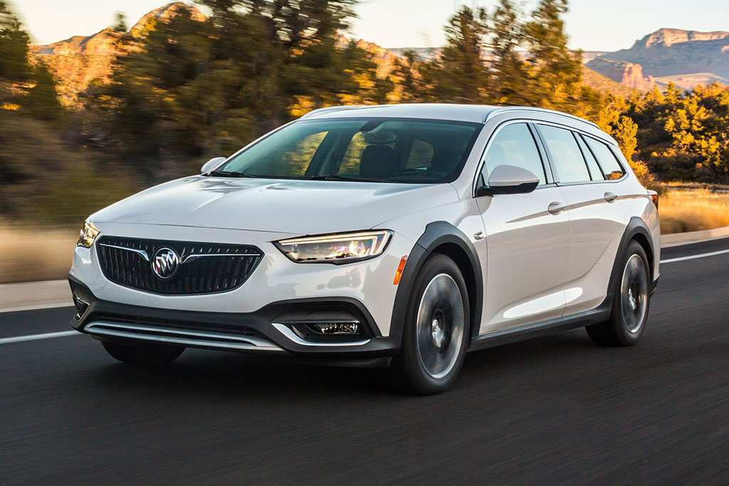 91 Great New 2019 Buick Regal Tourx Redesign Research New with New 2019 Buick Regal Tourx Redesign