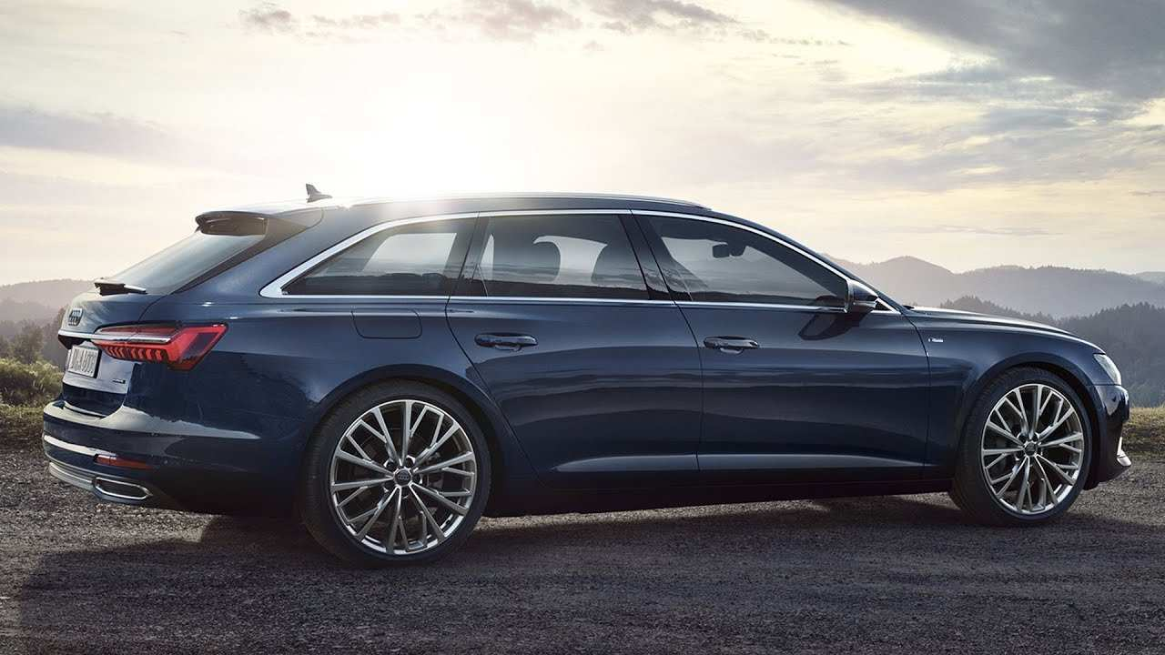 91 Great New Audi New A6 2019 Performance Reviews with New Audi New A6 2019 Performance