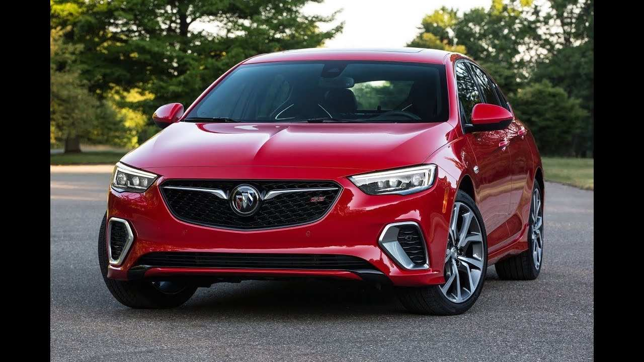 91 New New 2019 Buick Regal Hatchback Concept Redesign And Review Specs and Review with New 2019 Buick Regal Hatchback Concept Redesign And Review