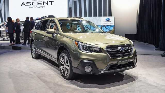 91 New Subaru 2019 Interior Redesign Review by Subaru 2019 Interior Redesign