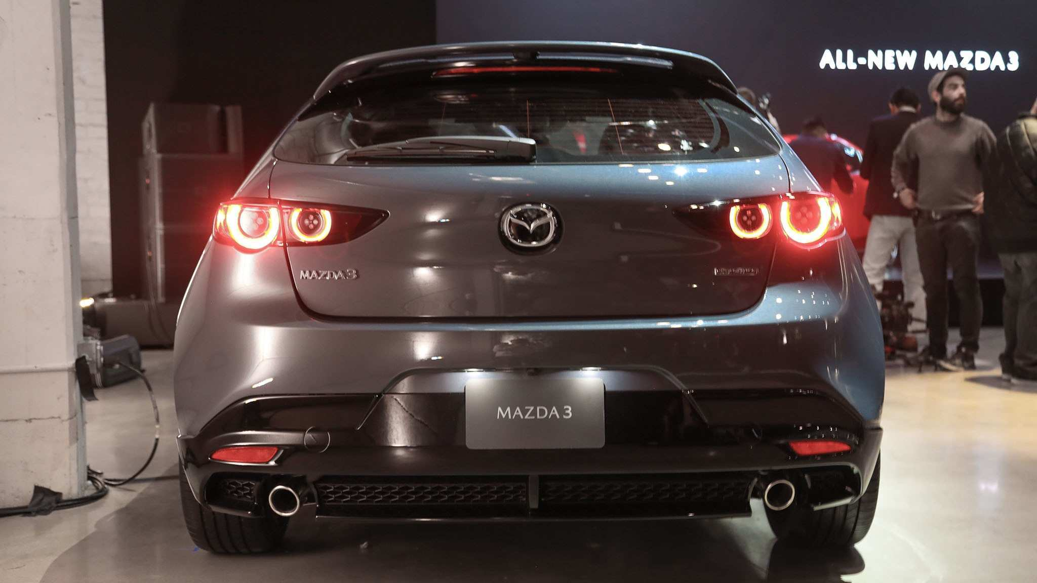 91 New The Mazda 3 2019 Debut Exterior Redesign and Concept for The Mazda 3 2019 Debut Exterior