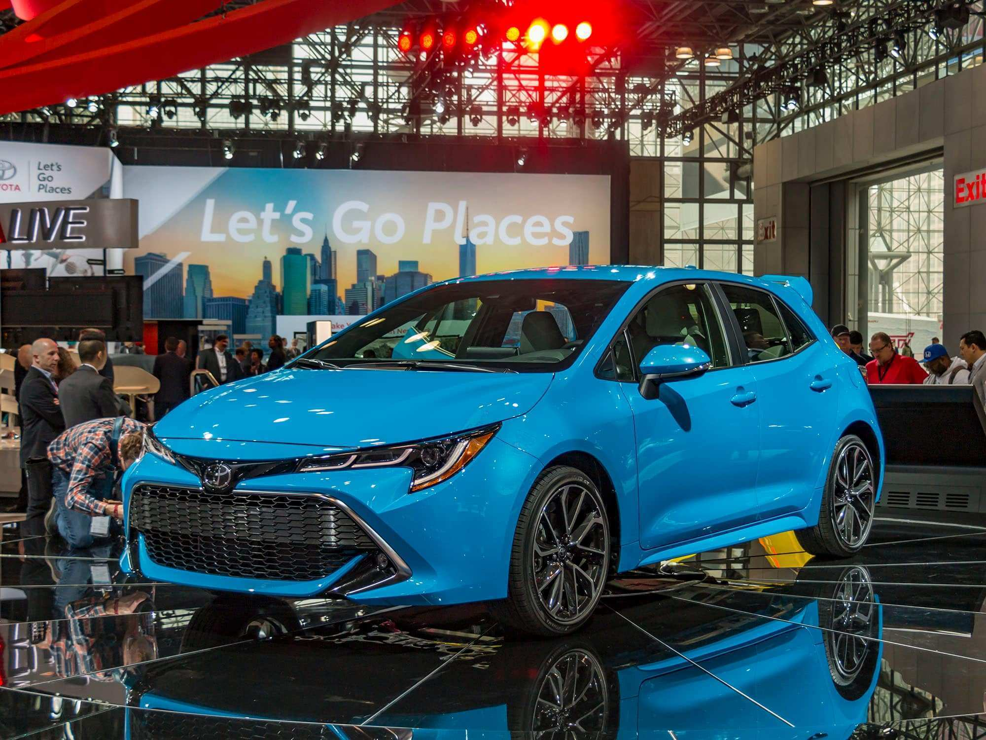 91 New The Price Of 2019 Toyota Corolla Hatchback Picture Spesification by The Price Of 2019 Toyota Corolla Hatchback Picture