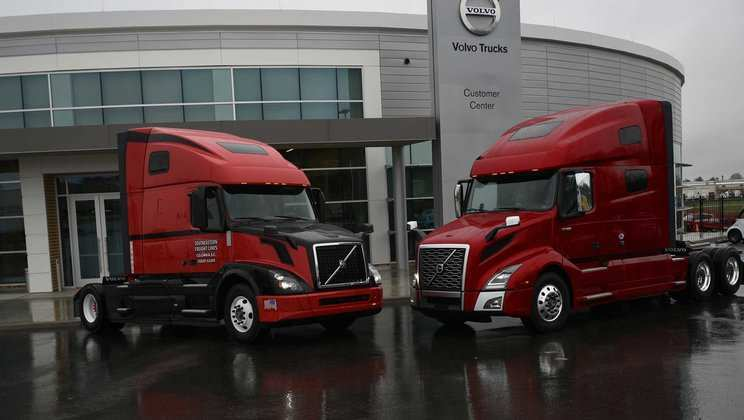 91 The New 2019 Volvo Vnl 760 Price New Concept Engine by New 2019 Volvo Vnl 760 Price New Concept