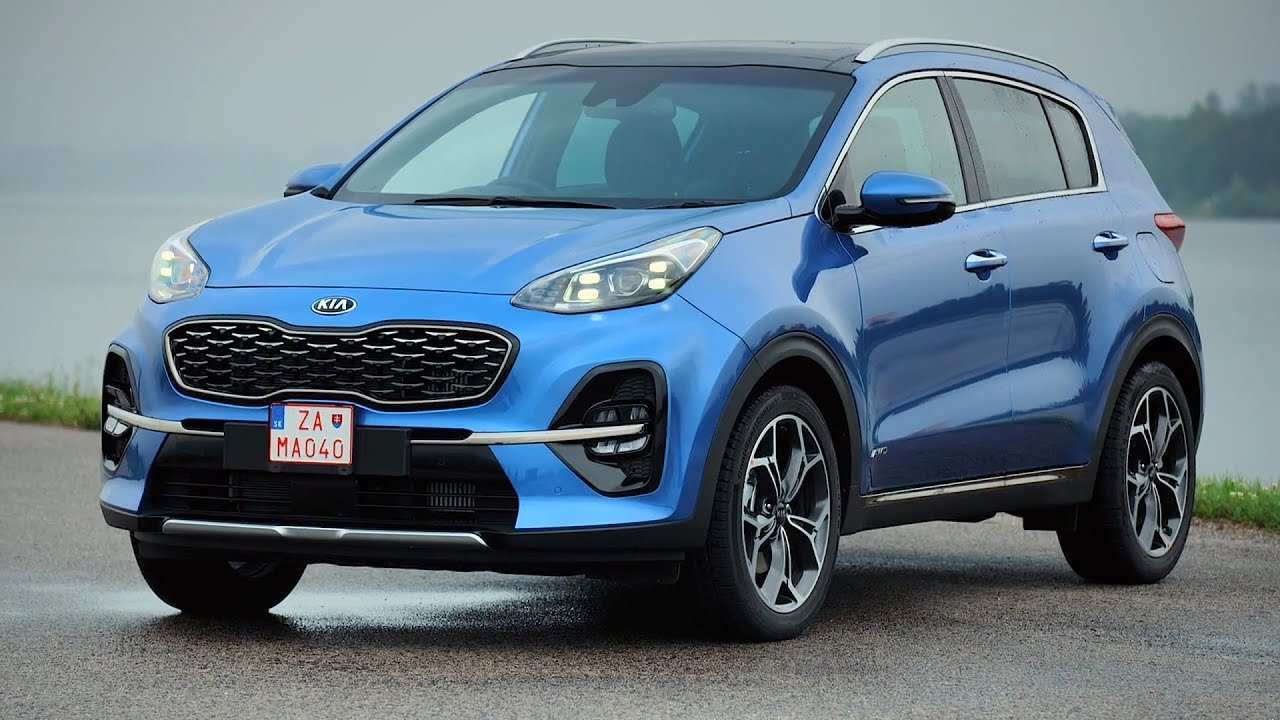91 The The Kia Sportage Gt Line 2019 Review And Specs New Review for The Kia Sportage Gt Line 2019 Review And Specs