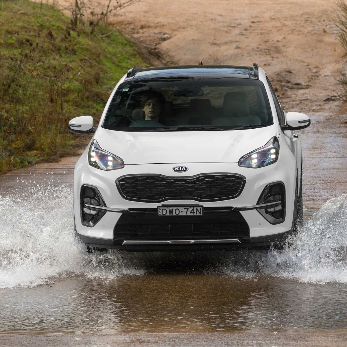 91 The The Kia Sportage Gt Line 2019 Review And Specs Wallpaper with The Kia Sportage Gt Line 2019 Review And Specs