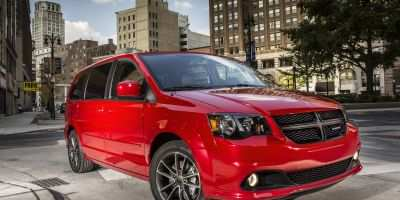 92 All New 2019 Dodge Grand Caravan Specs And Review Specs by 2019 Dodge Grand Caravan Specs And Review
