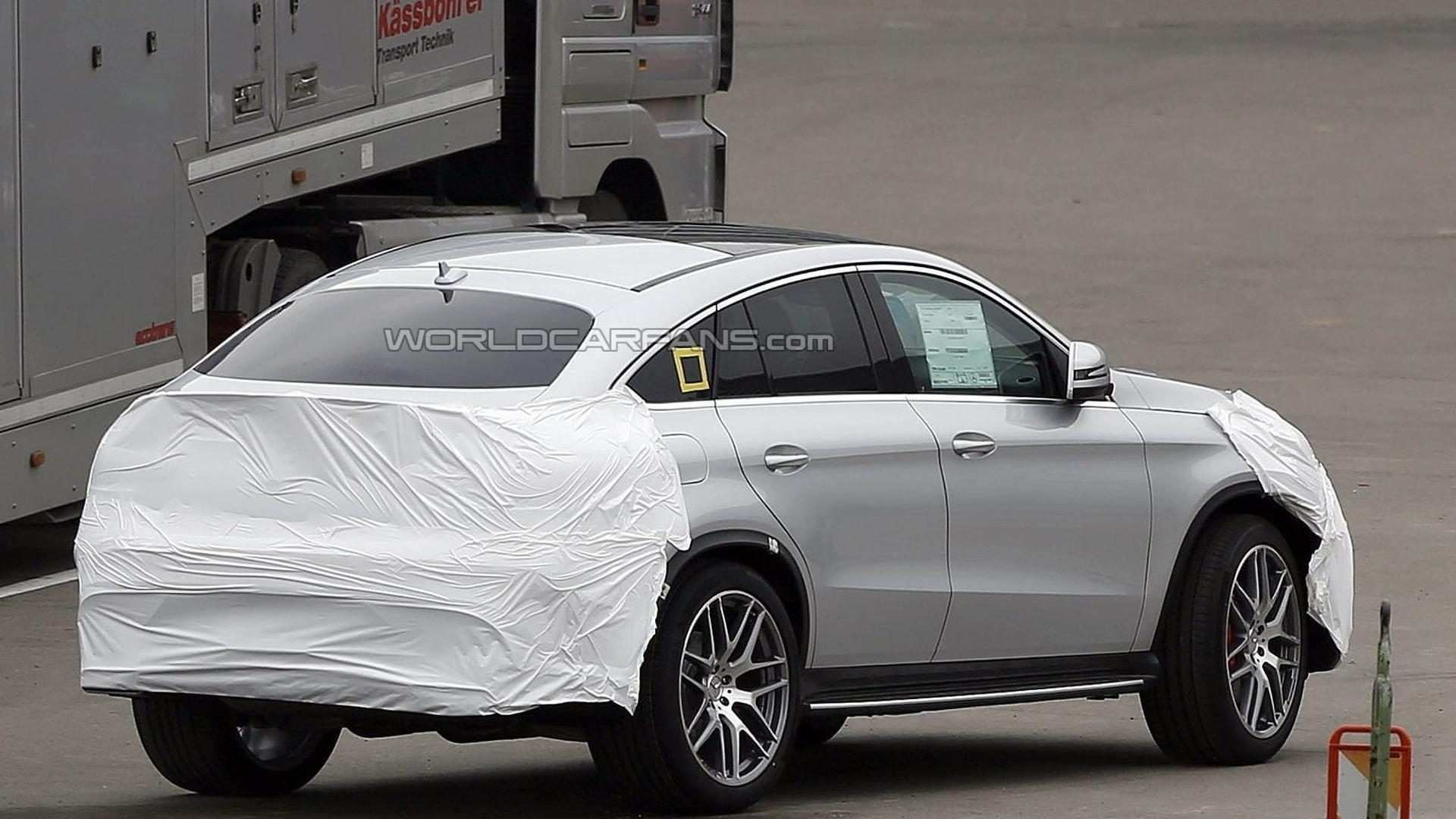 92 All New Mercedes 2019 Gle Coupe Release New Concept by Mercedes 2019 Gle Coupe Release