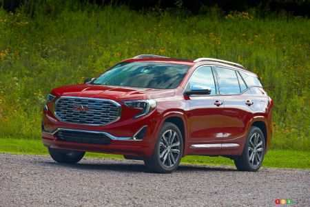 92 All New The Gmc 2019 Terrain Denali First Drive New Review with The Gmc 2019 Terrain Denali First Drive