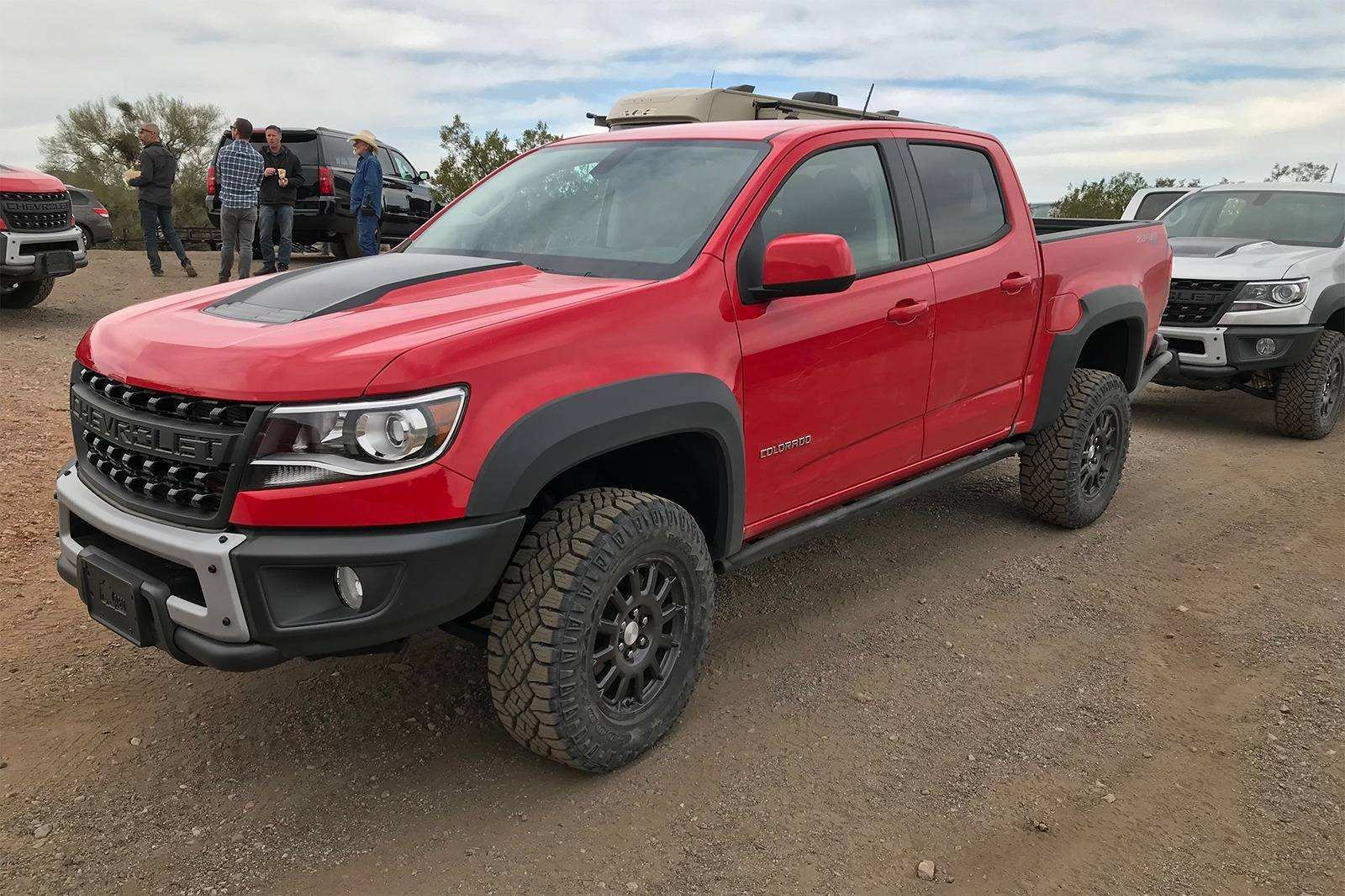 92 All New The Gmc Colorado 2019 Redesign Price And Review Spesification by The Gmc Colorado 2019 Redesign Price And Review