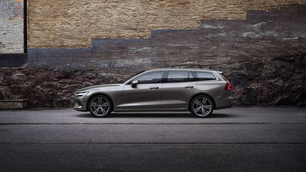 92 All New Volvo Wagon V60 2019 Price And Release Date Overview with Volvo Wagon V60 2019 Price And Release Date