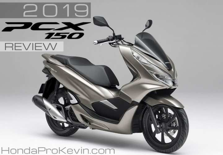 92 Best Review New 2019 Honda Pcx150 Redesign Style by New 2019 Honda Pcx150 Redesign