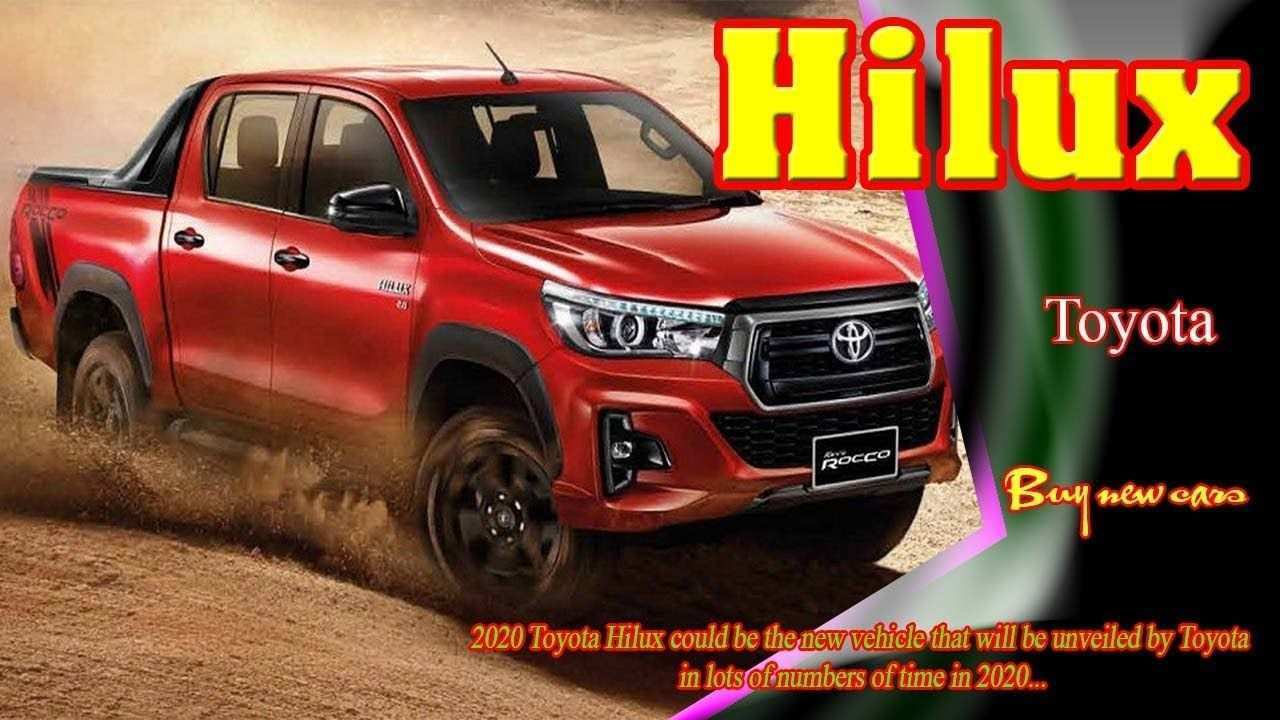 92 Concept of Best Toyota Hilux 2019 Facelift Concept Speed Test for Best Toyota Hilux 2019 Facelift Concept
