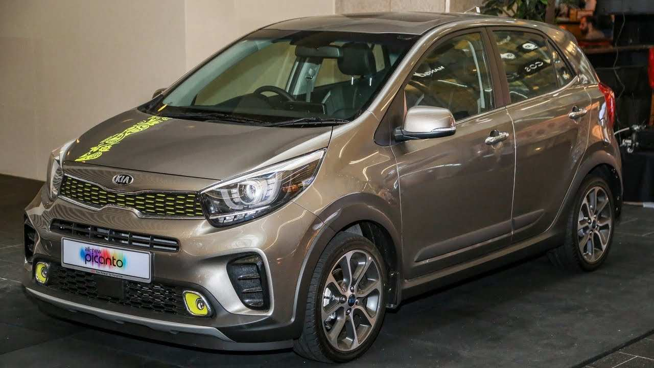 92 Concept of Kia Picanto 2019 Xline Review with Kia Picanto 2019 Xline