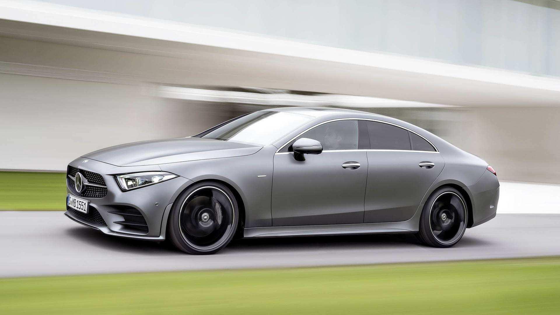 92 Concept of Mercedes 2019 Cls Exterior for Mercedes 2019 Cls
