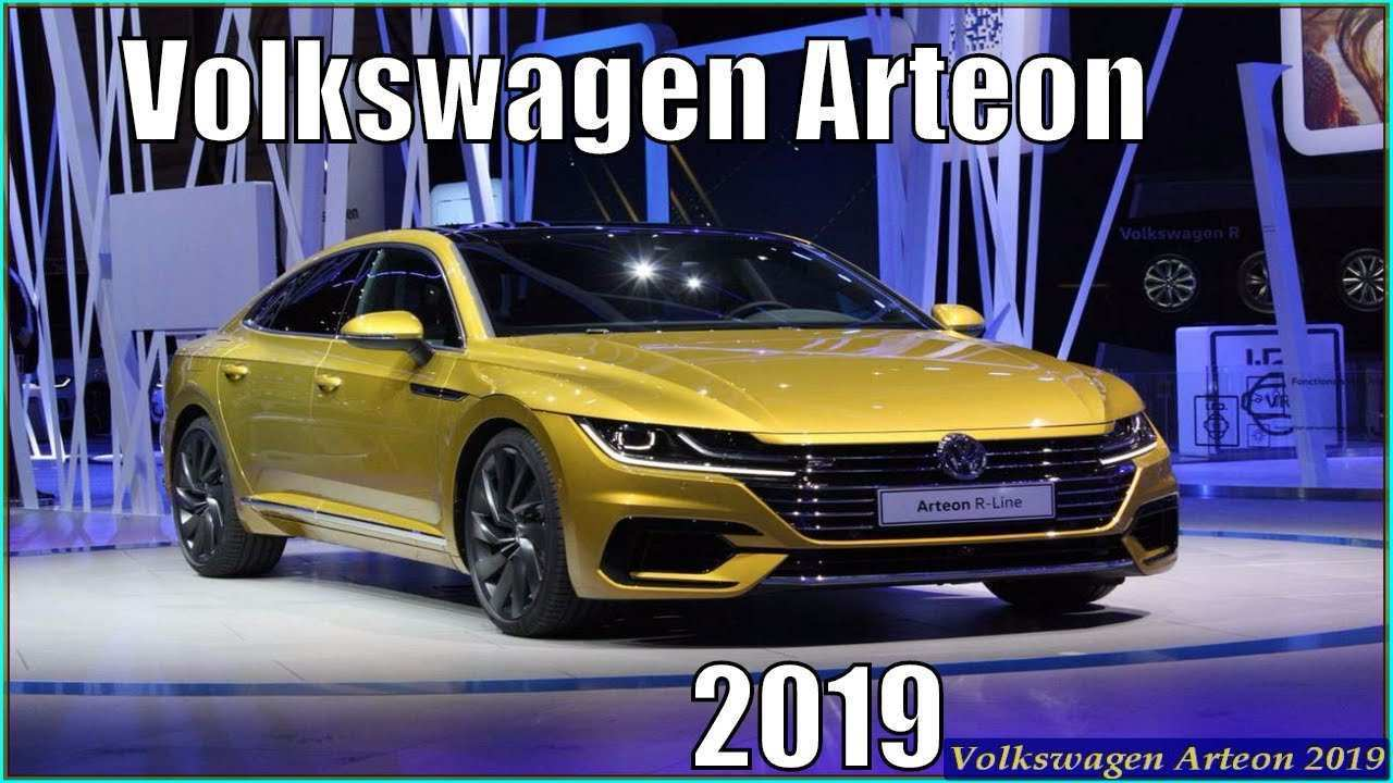 92 Concept of New 2019 Volkswagen R New Concept Wallpaper by New 2019 Volkswagen R New Concept