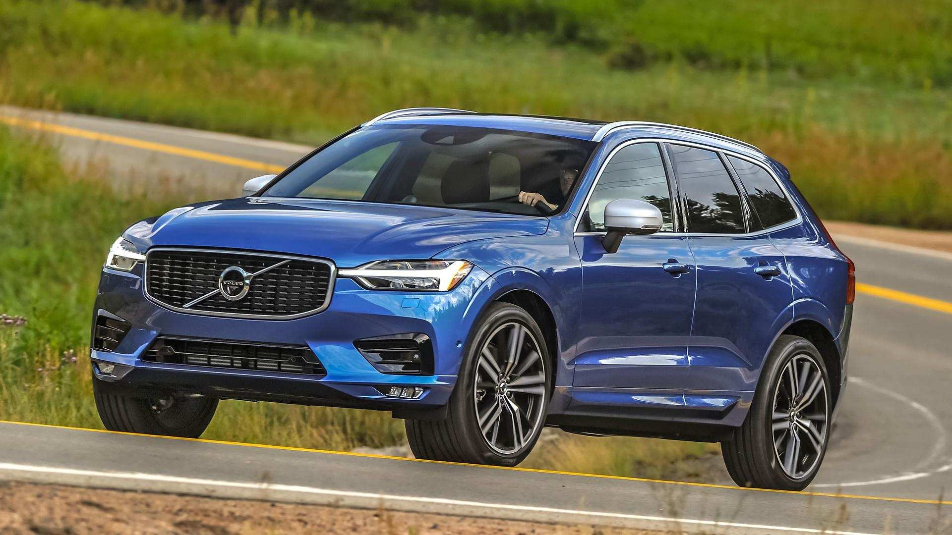 92 Concept of New Volvo Xc60 2019 Manual Specs Redesign and Concept by New Volvo Xc60 2019 Manual Specs