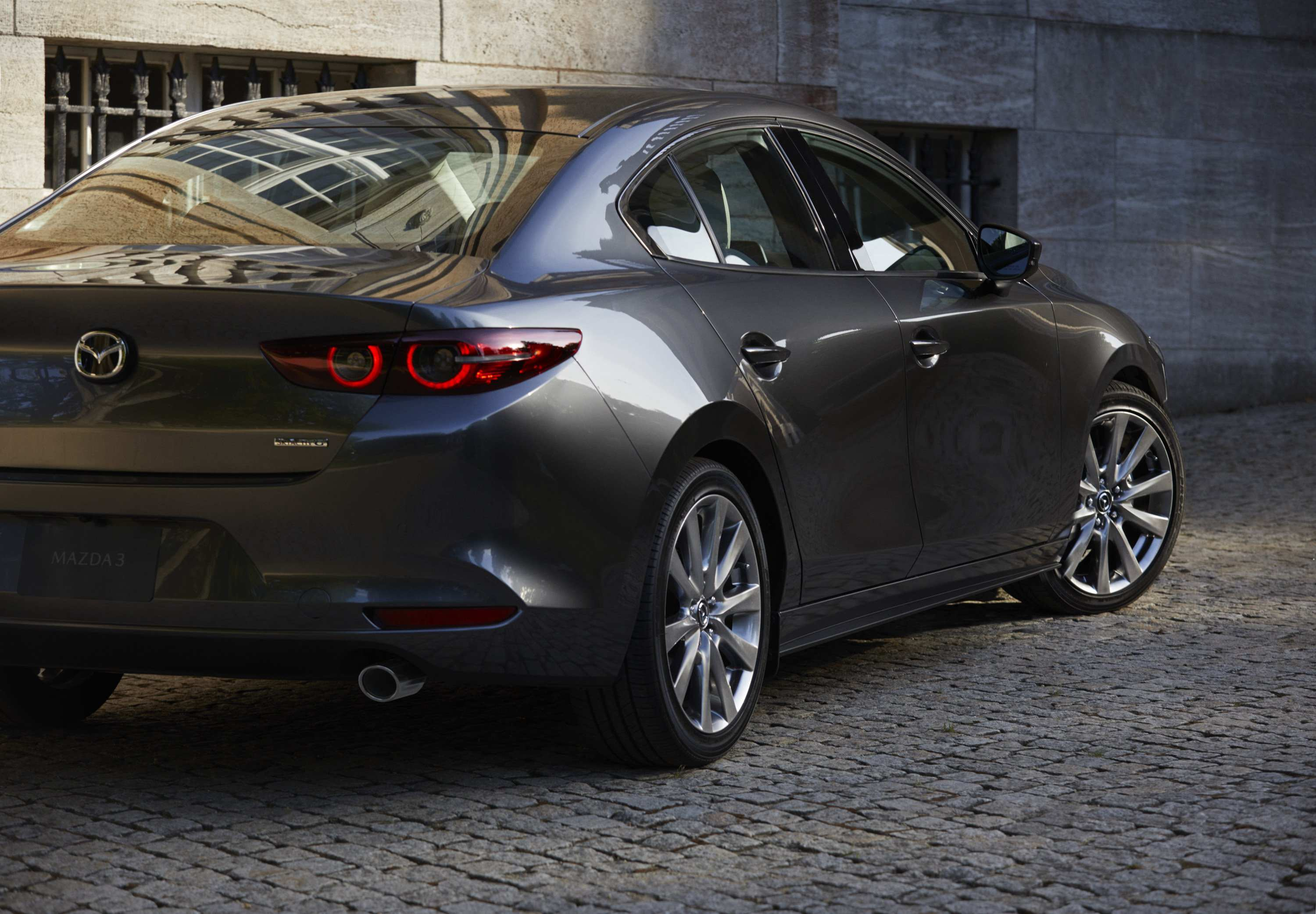 92 Concept of The Mazda 3 2019 Debut Exterior Overview with The Mazda 3 2019 Debut Exterior