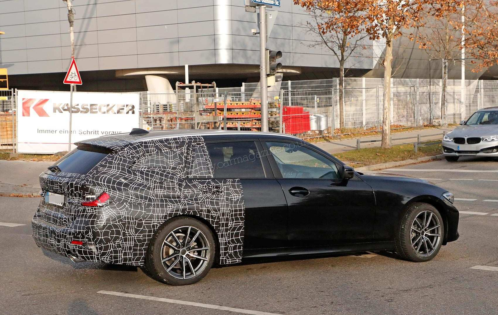 92 Great 2019 Bmw 3 Series Electric Spy Shoot Release Date for 2019 Bmw 3 Series Electric Spy Shoot