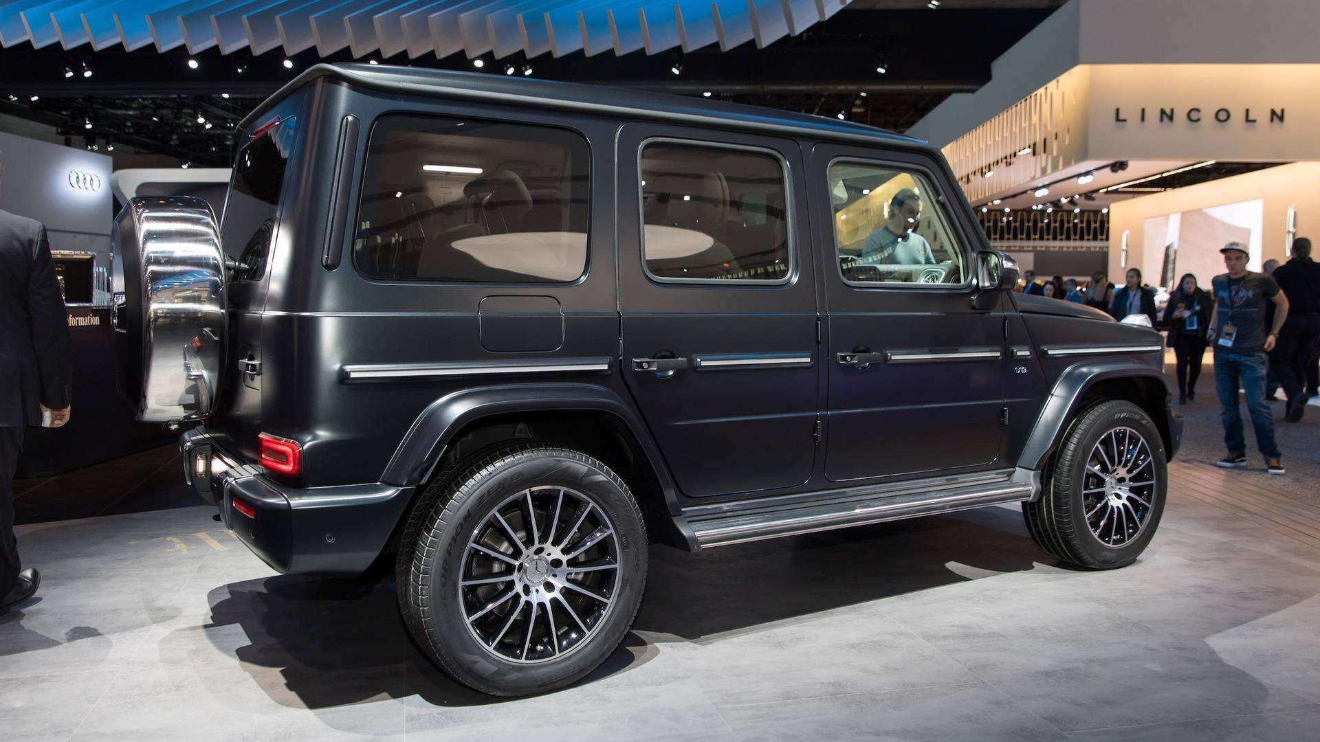 92 Great 2019 Mercedes G Class Concept for 2019 Mercedes G Class