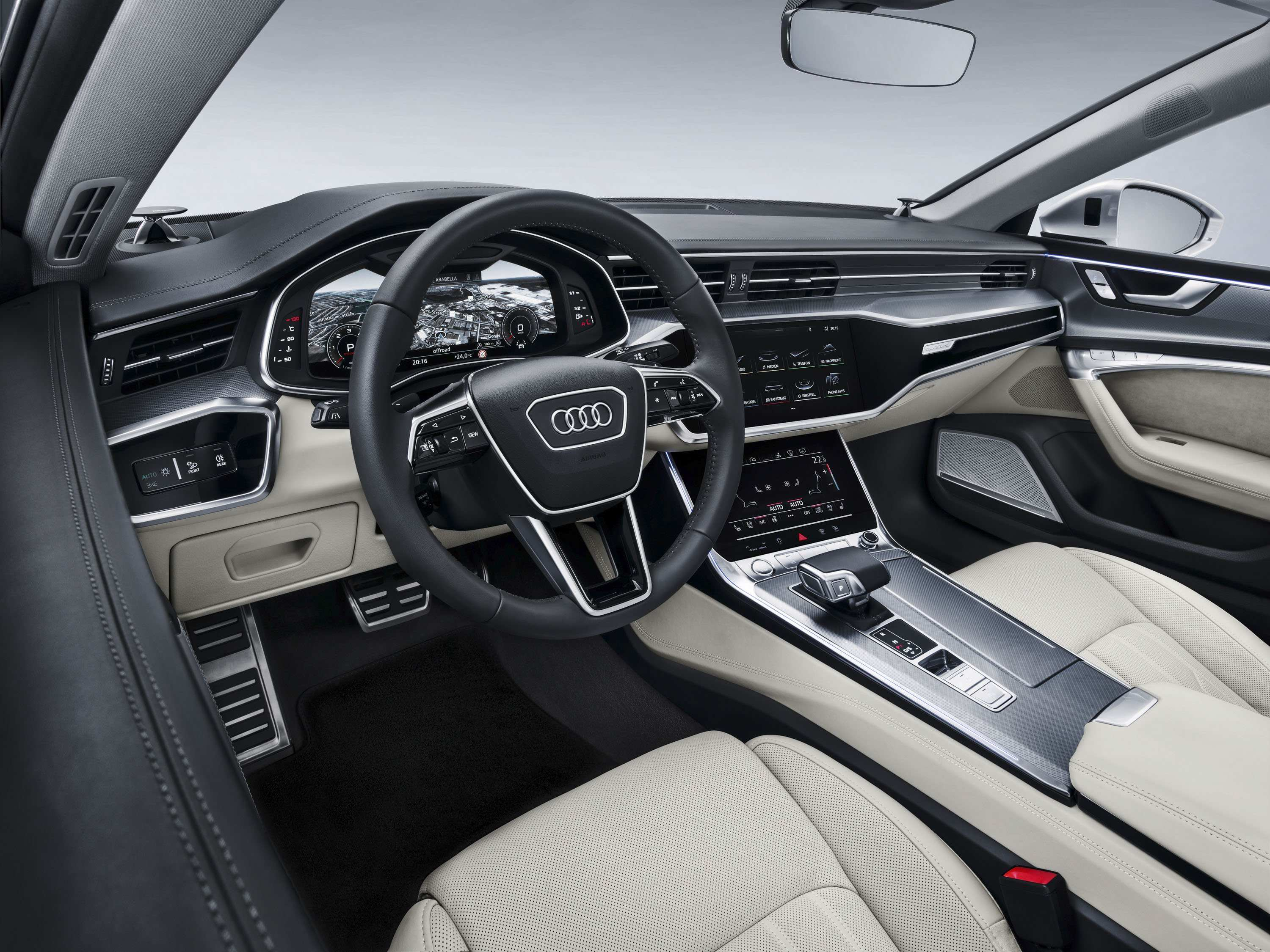 92 Great Best New S7 Audi 2019 Interior Pictures for Best New S7 Audi 2019 Interior