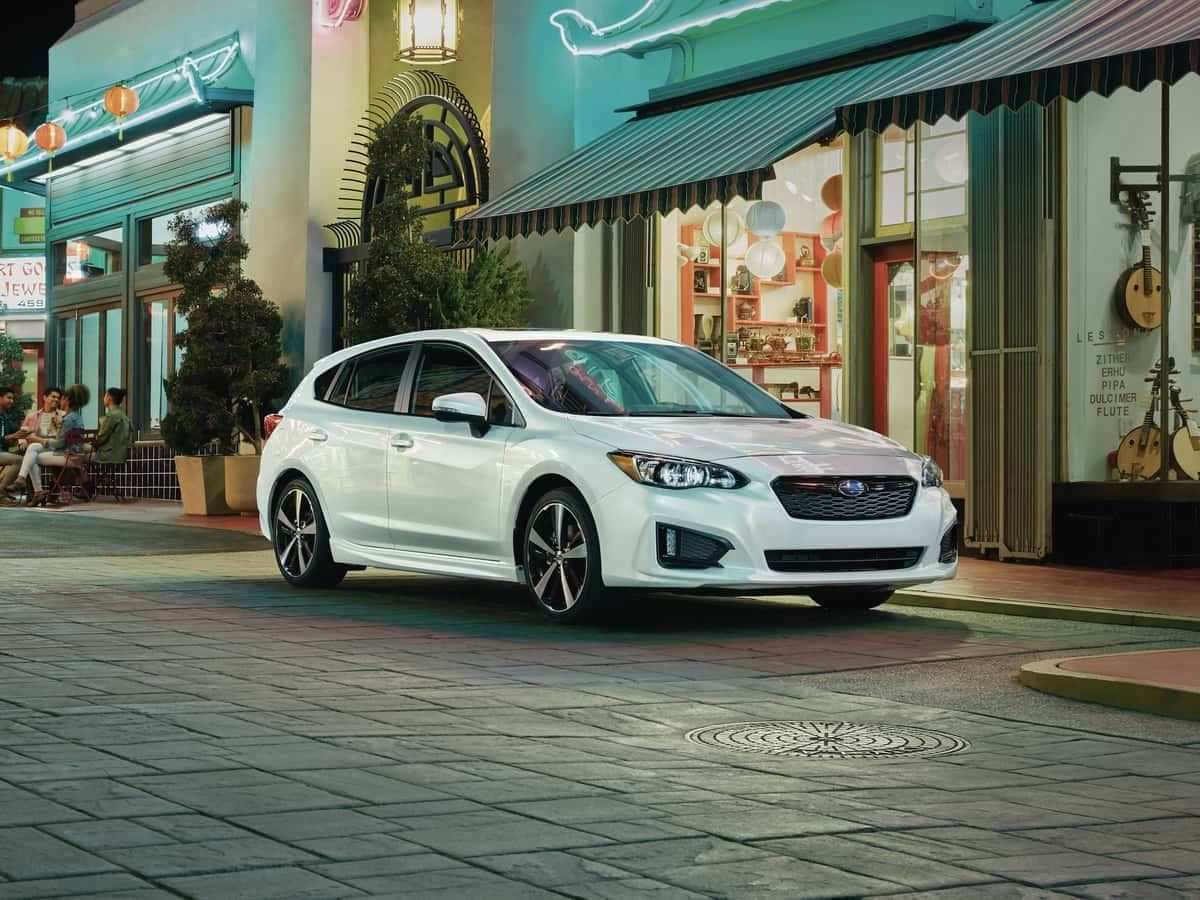92 Great New Subaru 2019 Hatchback Specs Release by New Subaru 2019 Hatchback Specs