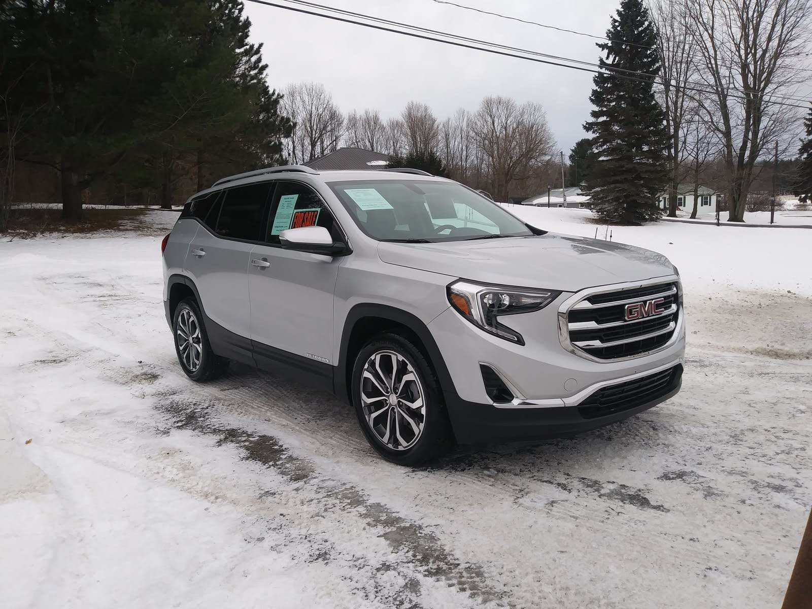 92 Great The Gmc Terrain 2019 White Engine New Concept for The Gmc Terrain 2019 White Engine