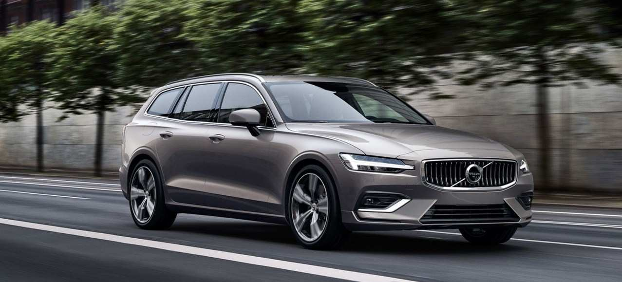 92 Great Volvo Wagon V60 2019 Price And Release Date Performance with Volvo Wagon V60 2019 Price And Release Date
