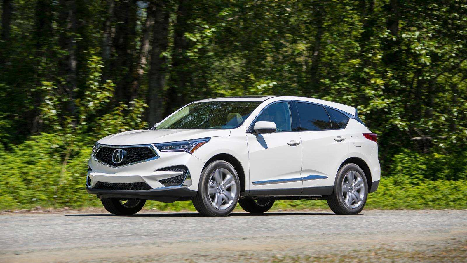 92 New Acura 2019 Crossover First Drive Interior by Acura 2019 Crossover First Drive