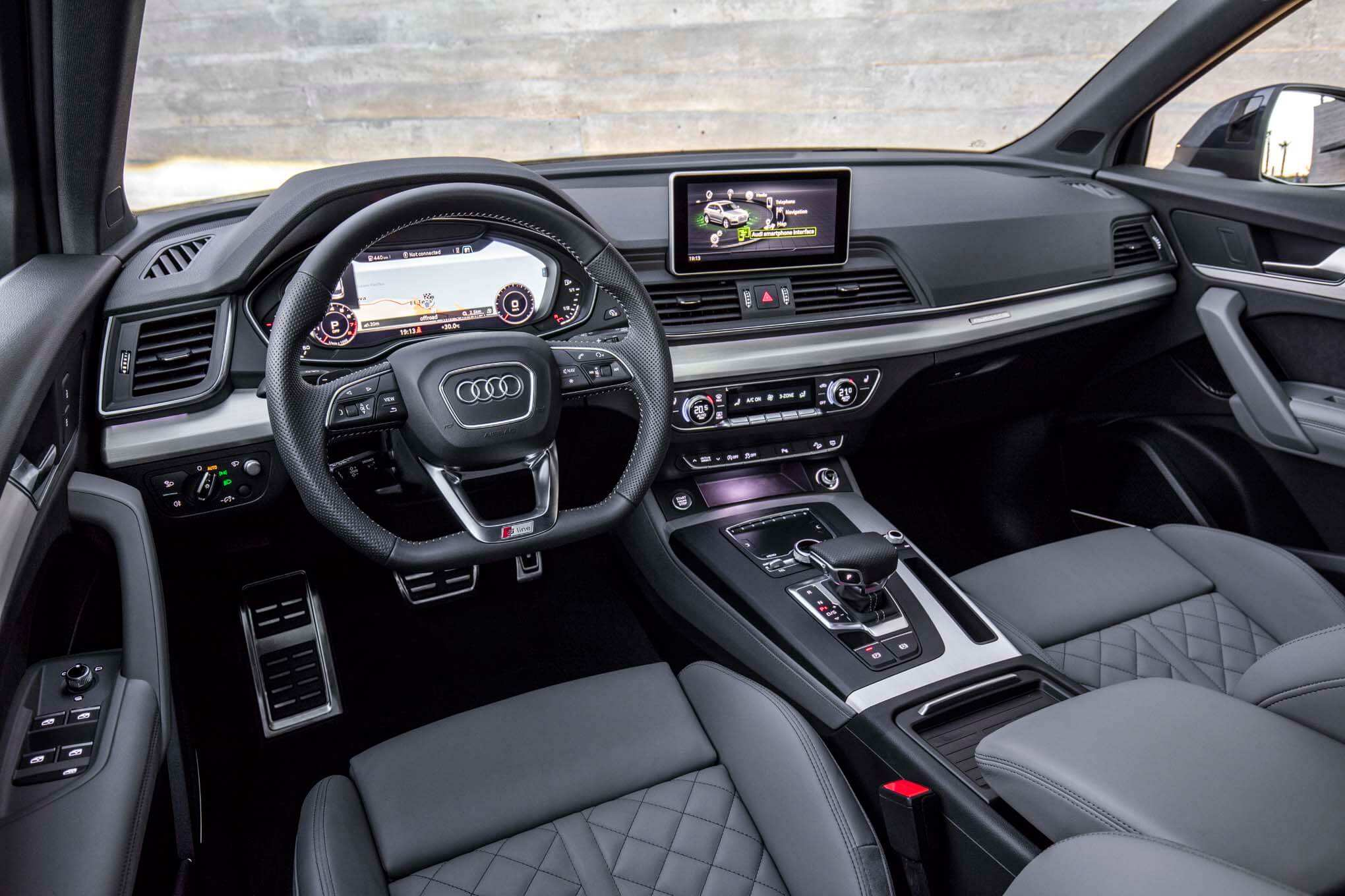 92 New Review Audi 2019 A6 New Interior Style with Review Audi 2019 A6 New Interior