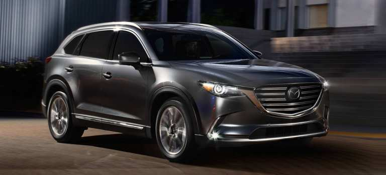 92 New The Mazda X9 2019 Release Specs And Review Release by The Mazda X9 2019 Release Specs And Review