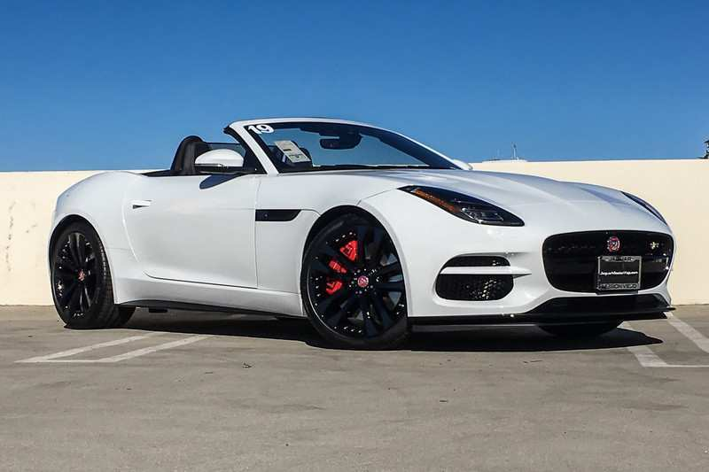 92 The 2019 Jaguar F Type R New Review with 2019 Jaguar F Type R