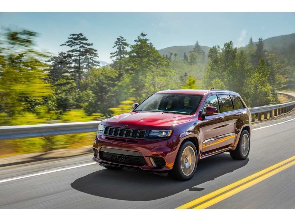 92 The The Grand Cherokee Jeep 2019 Exterior And Interior Review Redesign for The Grand Cherokee Jeep 2019 Exterior And Interior Review