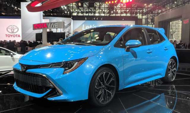 92 The The Price Of 2019 Toyota Corolla Hatchback Picture New Review by The Price Of 2019 Toyota Corolla Hatchback Picture