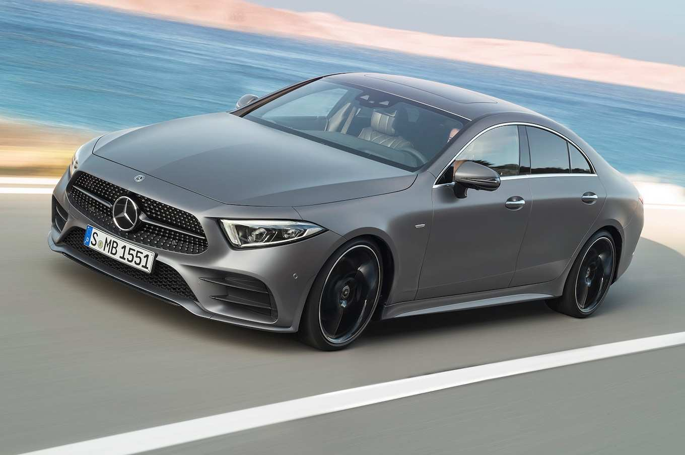 93 All New Mercedes 2019 Cls Images with Mercedes 2019 Cls