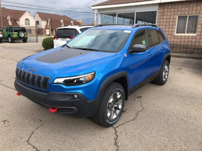 93 All New New 2019 Jeep New Cherokee Trailhawk Elite Spesification Redesign and Concept with New 2019 Jeep New Cherokee Trailhawk Elite Spesification