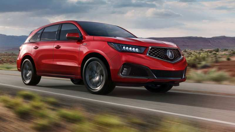 93 All New New Acura Mdx 2019 Updates First Drive Price and Review with New Acura Mdx 2019 Updates First Drive
