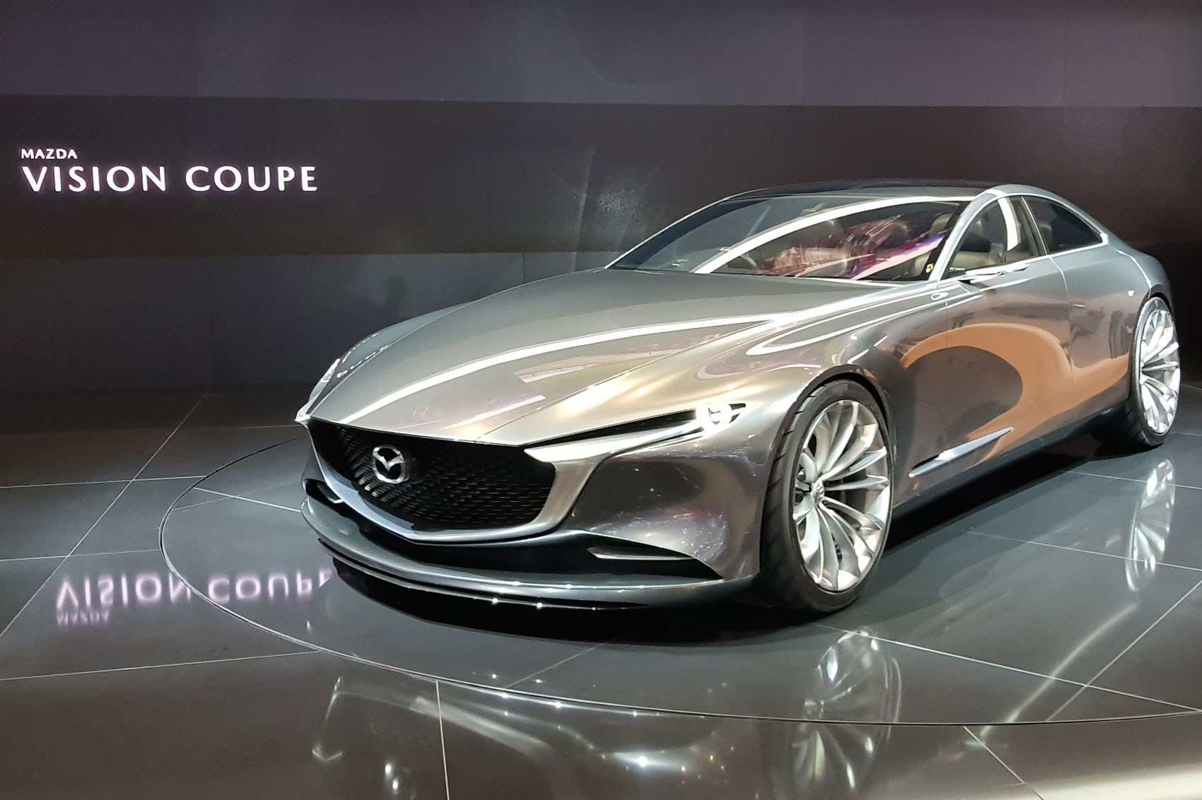 93 All New The 2019 Mazda Vision Coupe Price Concept Spy Shoot for The 2019 Mazda Vision Coupe Price Concept