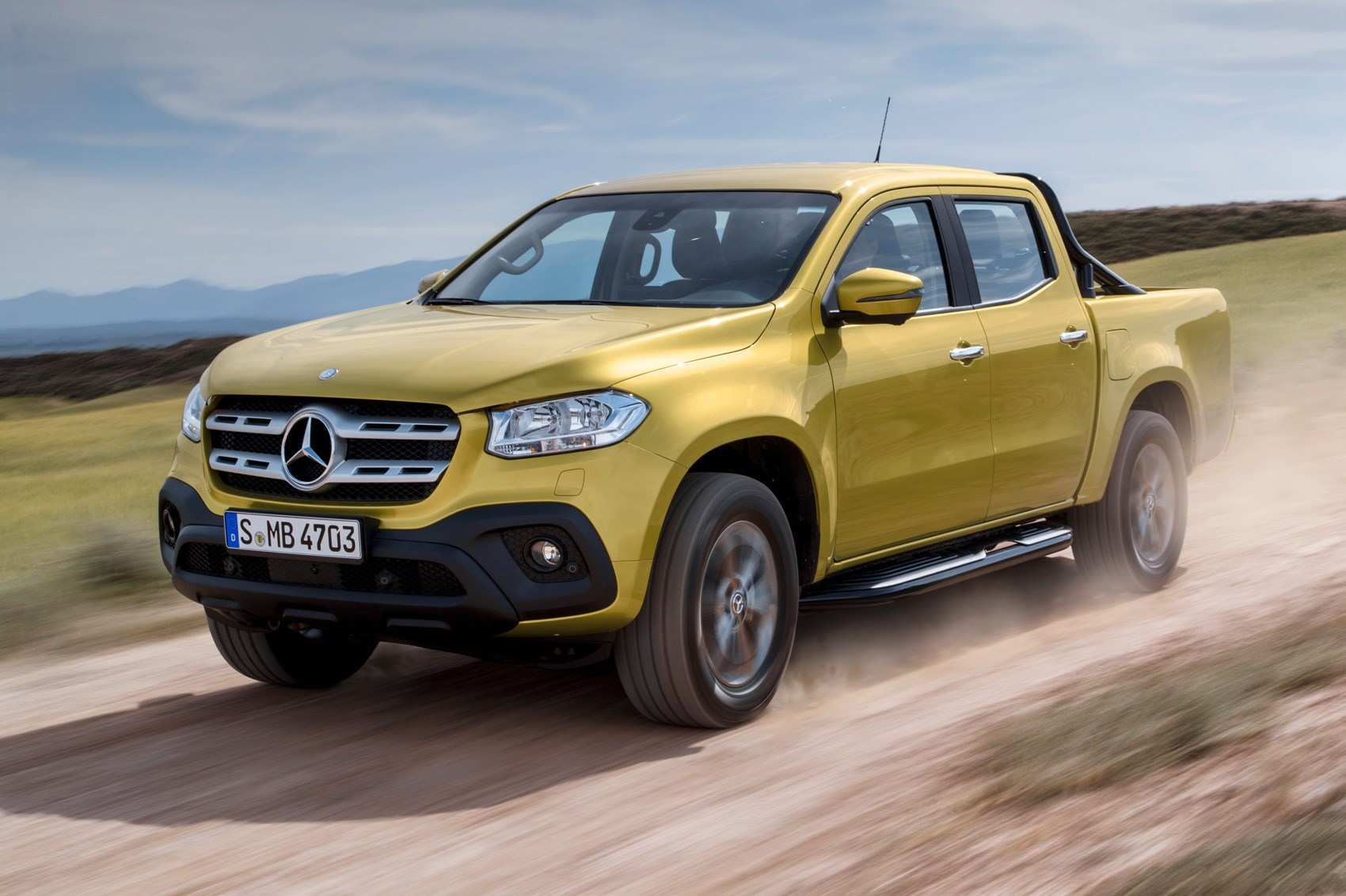 93 Best Review 2019 Mercedes X Class Pickup Truck Release Date Performance and New Engine with 2019 Mercedes X Class Pickup Truck Release Date