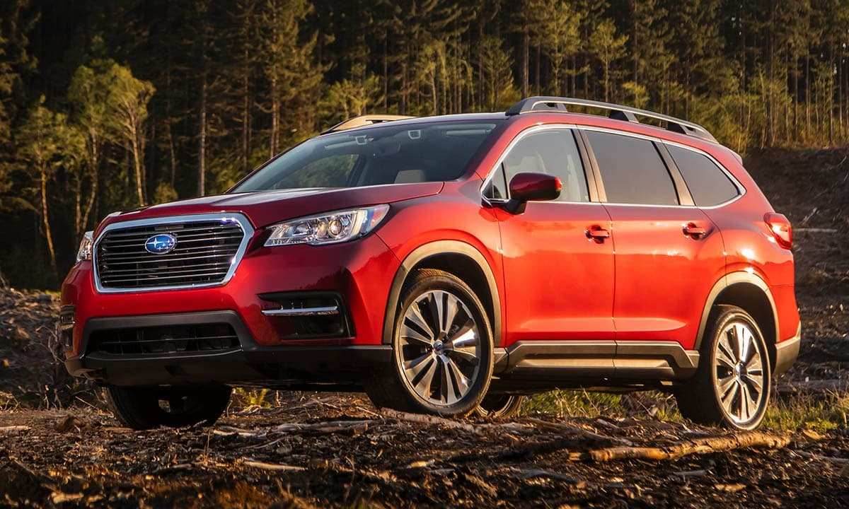 93 Best Review 2019 Subaru Ascent Gvwr New Review with 2019 Subaru Ascent Gvwr