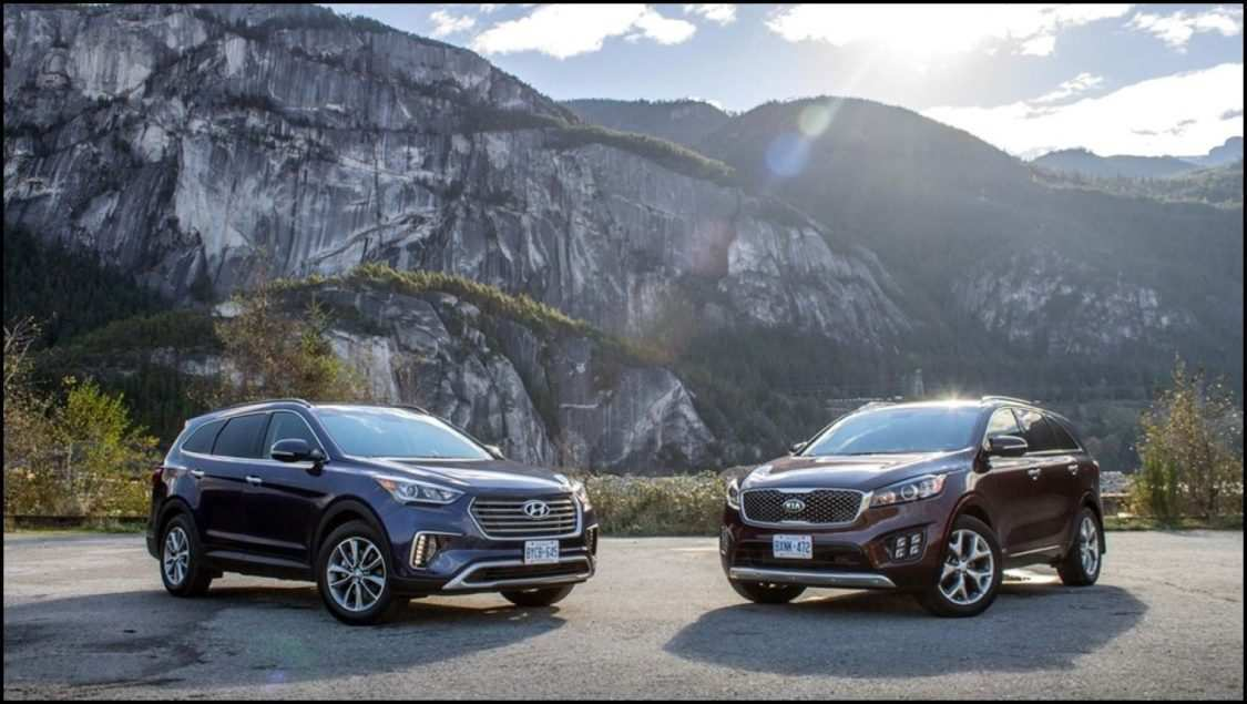 93 Best Review The Santa Fe Kia 2019 Rumors Overview with The Santa Fe Kia 2019 Rumors