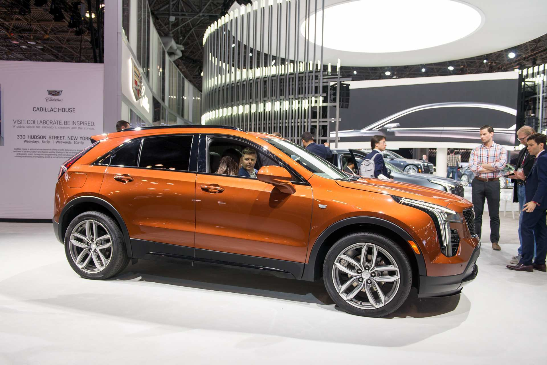 93 Concept of New Cadillac 2019 Xt4 Price Exterior and Interior for New Cadillac 2019 Xt4 Price