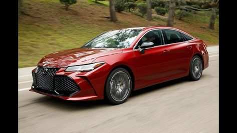 93 Concept of New Toyota Avalon 2019 Review Exterior And Interior Review Redesign and Concept by New Toyota Avalon 2019 Review Exterior And Interior Review