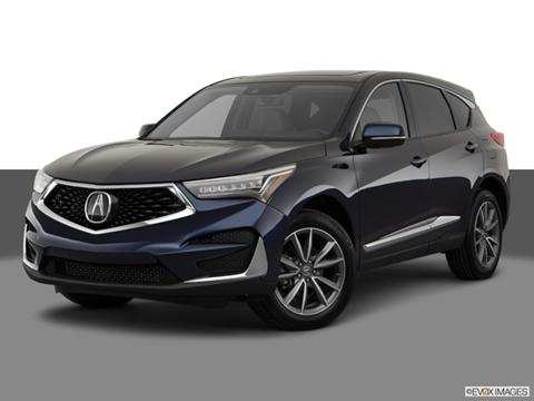 93 Concept of The Acura Zdx 2019 Price First Drive Review by The Acura Zdx 2019 Price First Drive