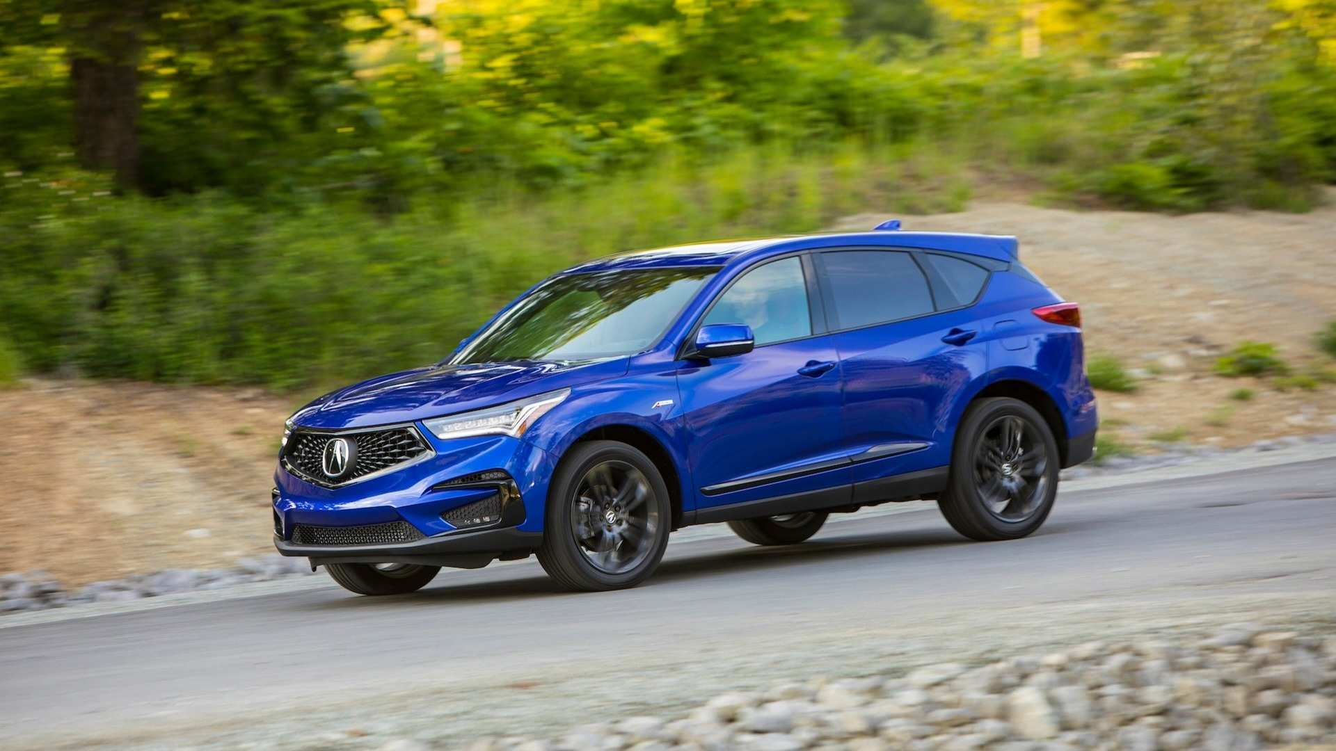 93 Gallery of Acura 2019 Crossover First Drive Release with Acura 2019 Crossover First Drive