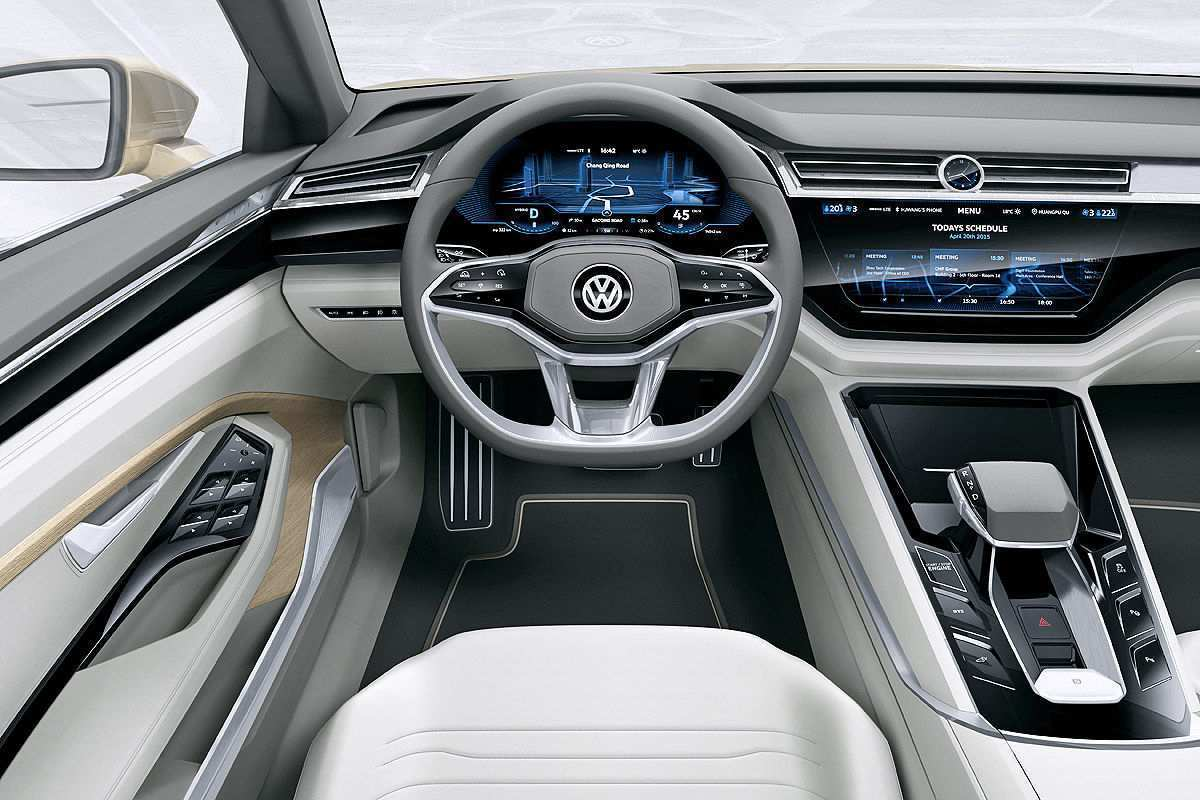 93 Gallery of Best Volkswagen Tiguan 2019 Review Concept Spesification with Best Volkswagen Tiguan 2019 Review Concept