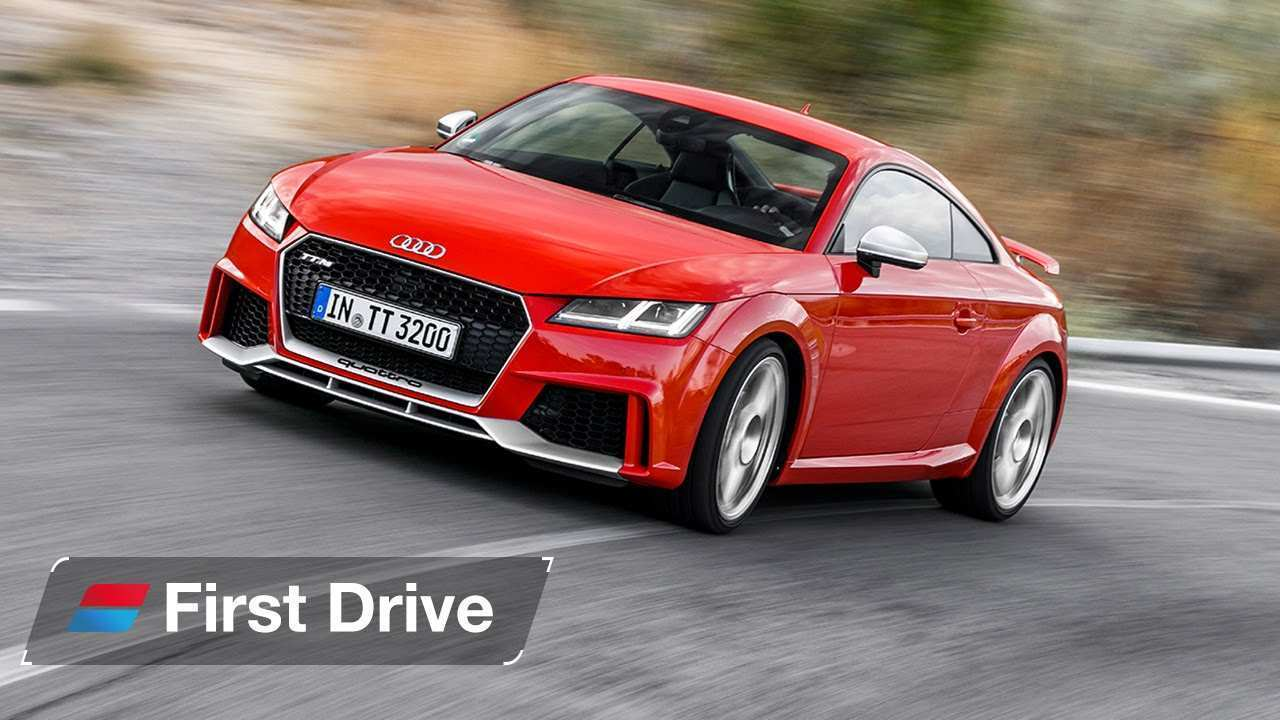 93 Gallery of New Audi Tt Rs Plus 2019 Price And Review Style by New Audi Tt Rs Plus 2019 Price And Review
